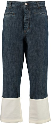 Loewe Cropped-fit Jeans