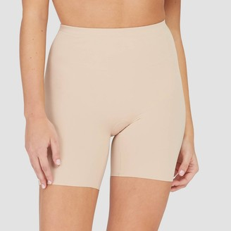Assets By Spanx Aet by PANX Women' Thintuition haping Mid Thigh limmer -