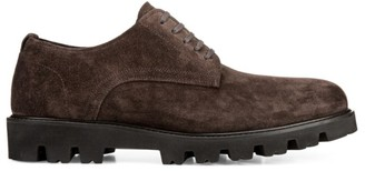 Vince Cadet Suede Oxford Shoes