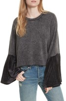Free People Women's Sleeves Glorious Sleeves Pullover