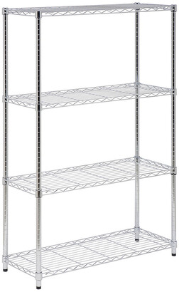 Honey-Can-Do 4-Tier Shelving Unit