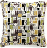 Asstd National Brand Yvonne Large Poly Decorative Square Throw Pillow
