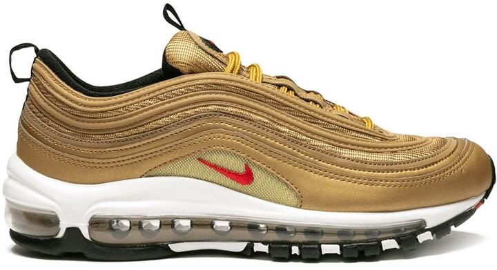 air max 97 bambino gold