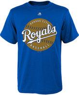 Majestic Boys' Kansas City Royals Electric Ball T-Shirt