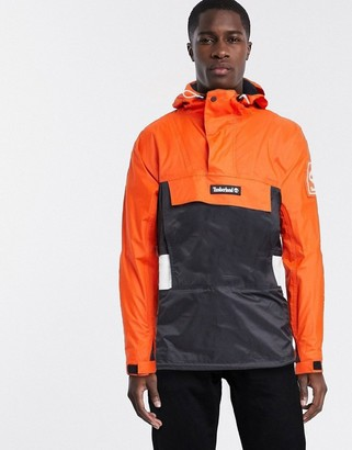 Timberland hooded block colour jacket