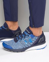 Under Armour Charged Bandit 2 Running Trainers In Blue 1273951-907
