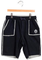 Dolce & Gabbana Boys' Logo-Embroidered Lounge Shorts