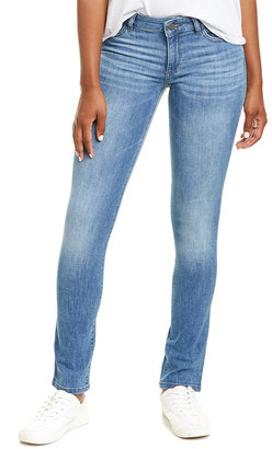 DL1961 Premium Denim Nicky Whitman Mid-Rise Cigarette Leg