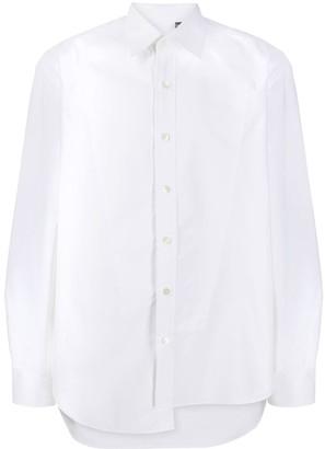 Costumein Asymmetric Hem Shirt