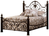 Hillsdale Mikelson Bed Set, King, With Rails
