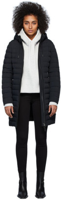 Mackage SSENSE Exclusive Black Down Calna Coat