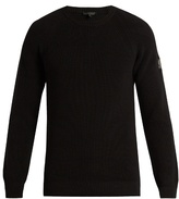 Belstaff Parkland crew-neck cotton sweater