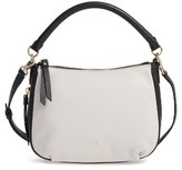 Kate Spade 'Cobble Hill - Mini Ella' Leather Crossbody Bag - Beige