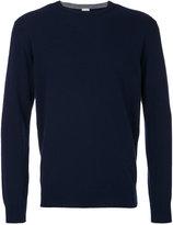Eleventy cashmere crew neck jumper