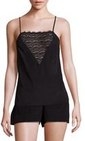 Mimi Holliday Bisou V-Inset Silk Camisole