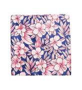 Jeff Banks Floral Print Pocket Square