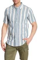 Ezekiel Parker Striped Regular Fit Shirt
