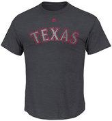 Majestic Men's Prince Fielder Texas Rangers Platinum T-Shirt