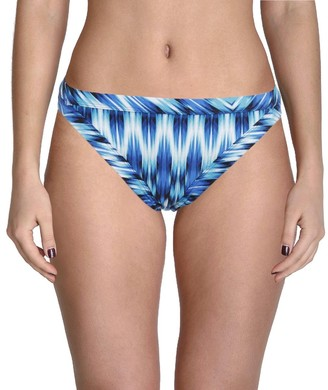 Kenneth Cole New York Women's Fancy Footwork Keyhole Hipster Bikini Bottom