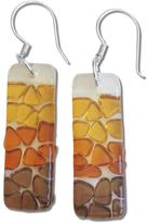 Maku Picado Glass Earrings