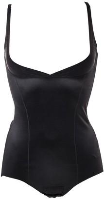 Chantelle Women's Basic Shaping Open Bust Bodysuit Shaper Underwear