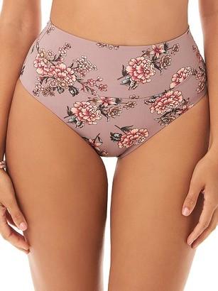 Skinny Dippers Paris Dream High-Waist Bikini Bottom
