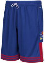 adidas Men's Kansas Jayhawks climalite Shorts
