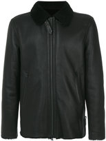 Closed Winter Jacket