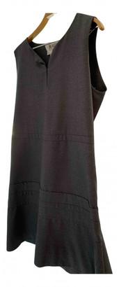 Chloé Grey Wool Dresses