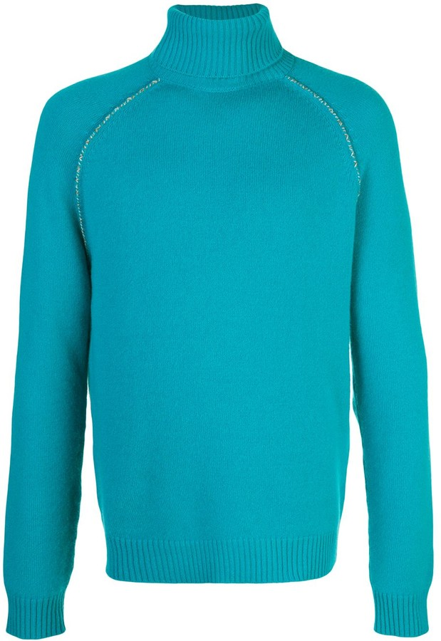 Alanui roll neck cashmere sweater
