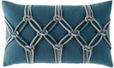 """Elaine Smith Lagoon Rope Lumbar Pillow, 12"""" x 20"""""""