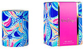Lilly Pulitzer Ocean Jewels So Juicy Citrus Scented Glass Candle