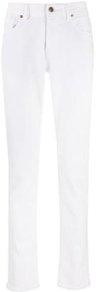 Drumohr Mid-Rise Slim-Fit Jeans
