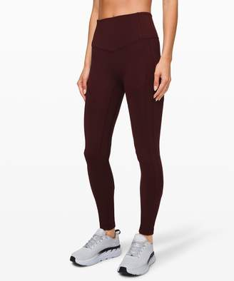 """Lululemon All The Right Places Pant II 28"""" *Online Only"""