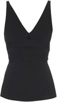 Proenza Schouler Sleeveless stretch-crepe top