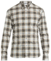 Tomas Maier Checked Cotton Shirt