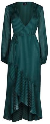 Bardot Mirela Wrap Dress