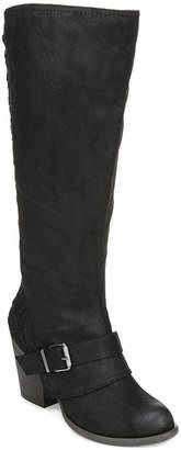 Fergalicious Larissa Wide Calf Tall Boots Women Shoes