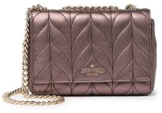 Kate Spade Briar Lane Leather Quilted Mini Emelyn Shoulder Bag