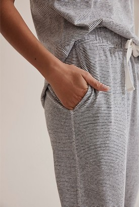 Country Road Stripe Jersey Pyjama Jogger