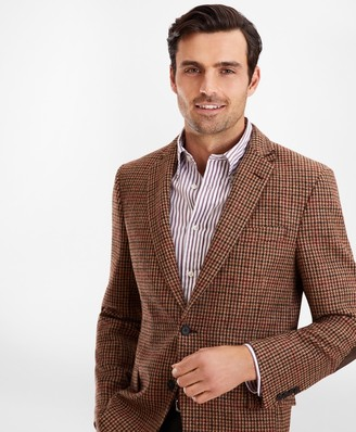 Brooks Brothers Regent Fit Plaid Sport Coat