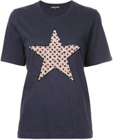 Markus Lupfer sequin star T-shirt