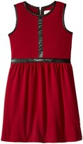 Appaman Heather Dress (Toddler/Kid) - Sangria - 4T