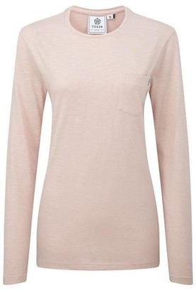 Tog 24 Myrtle Womens Long Sleeve Pocket Tshirt