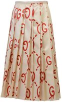 Gucci Ghost Skirt