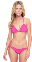 Juicy Couture Sun Kissed Chic Triangle Bra