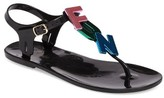 Kate Spade Women's Fennix Fun Thong Sandal
