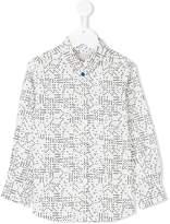 Paul Smith dominos print shirt