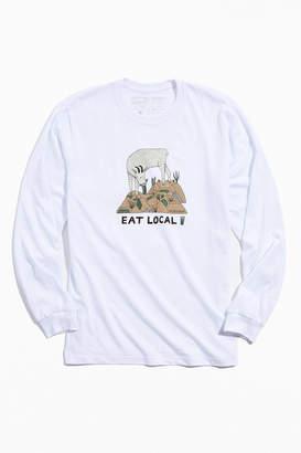 Patagonia Eat Local Goat Responsibili-Tee Long Sleeve Tee
