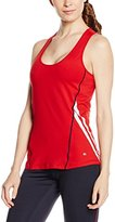 Tommy Hilfiger Women's Th Color Block Tank Sports Top